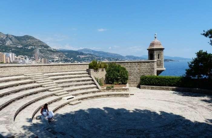 Fort Antoine view