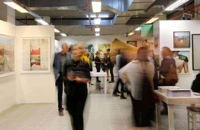 Fresh Paint Contemporary Art Fair