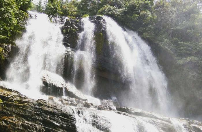Galboda Falls View