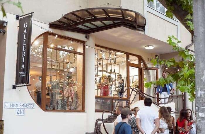 Galleria Concept Store
