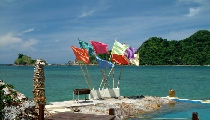 Gem Island In Malaysia