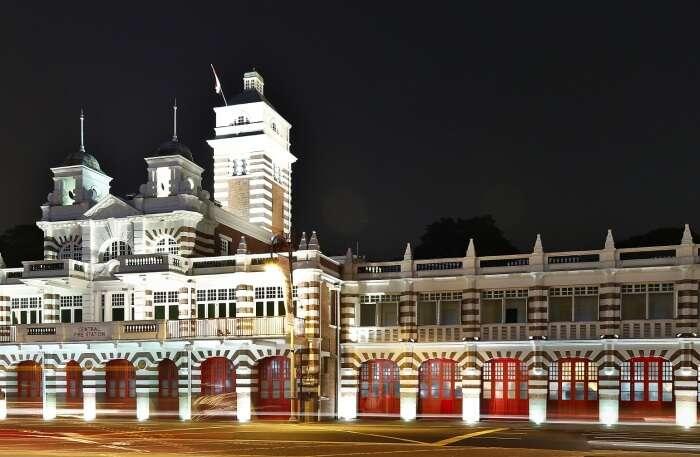 Geylang Fire Station