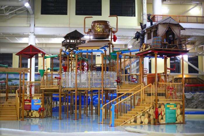 Great Wolf Lodge America