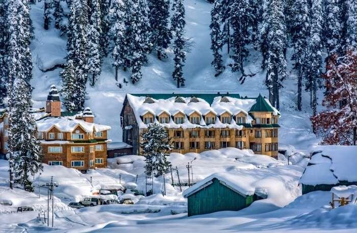 Gulmarg In Kashmir