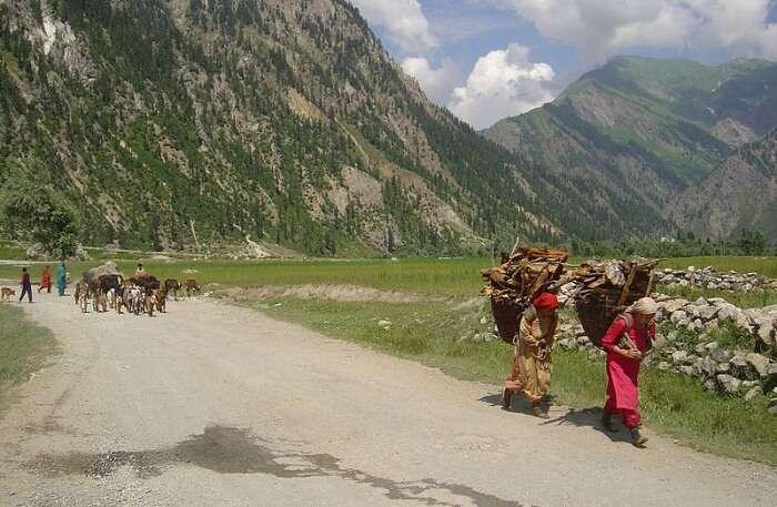 Gurez In Kashmir