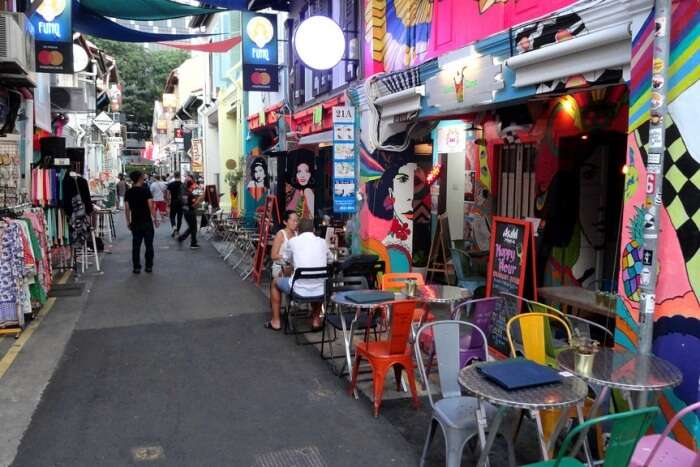 Haji Lane_ Stop By