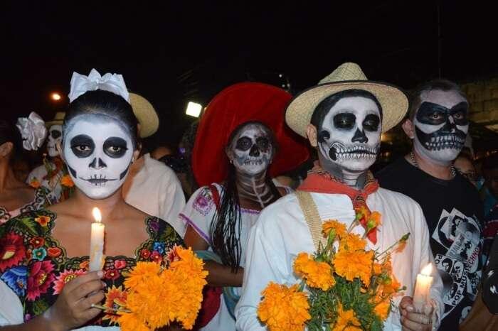 Halloween (All Saints Day) – 1st November