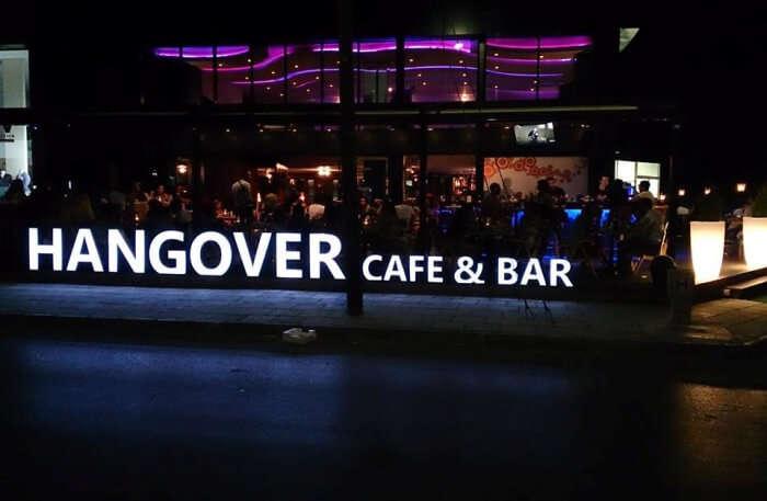 Hangover Café