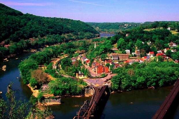 Harpers Ferry trails