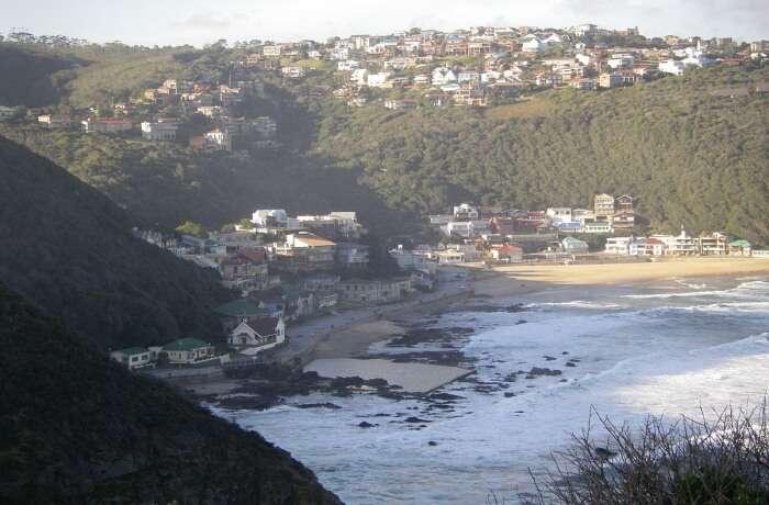 Herolds Bay Beach