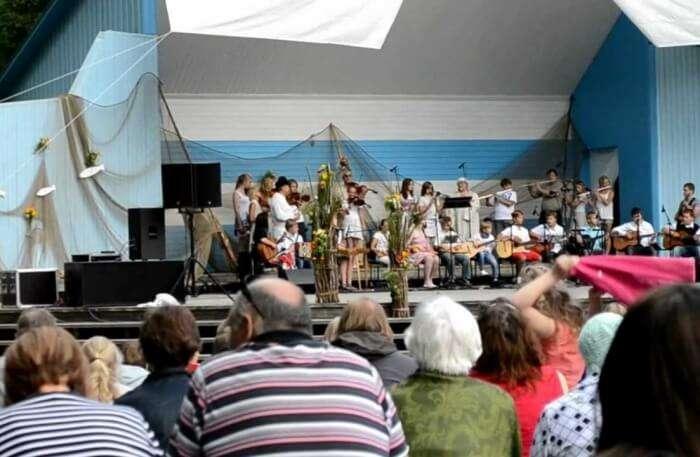 Hiiu Folk Festival