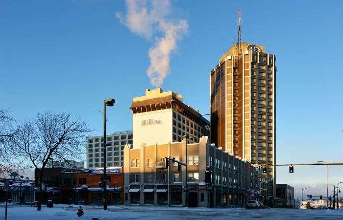 Hilton Anchorage Hotel
