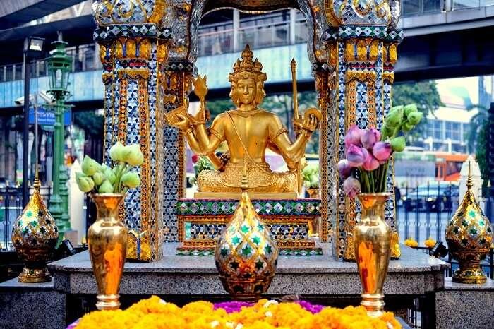 Fabulous Hindu Temples In Bangkok