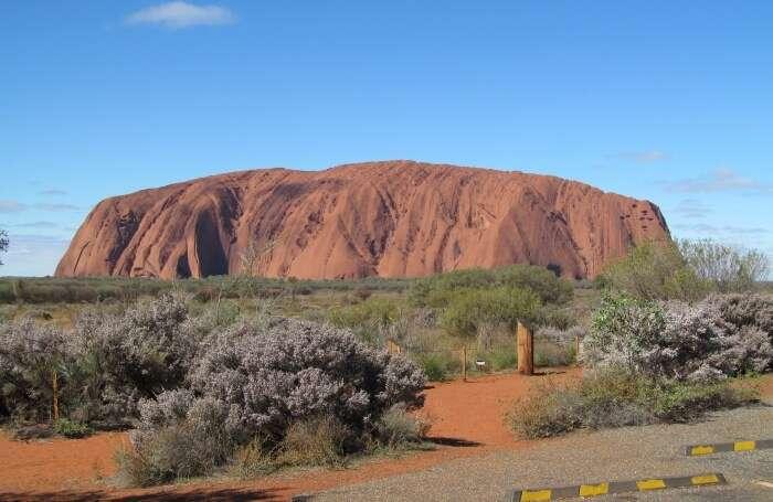 Hitchhiking From Perth To Uluru