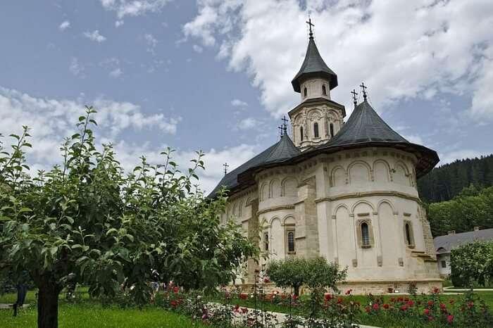 Holy Cross Monastery