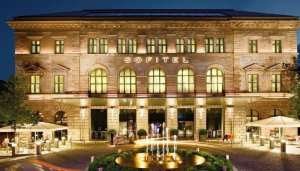 Hotel Sofitel Munich Bayerpost in Munich
