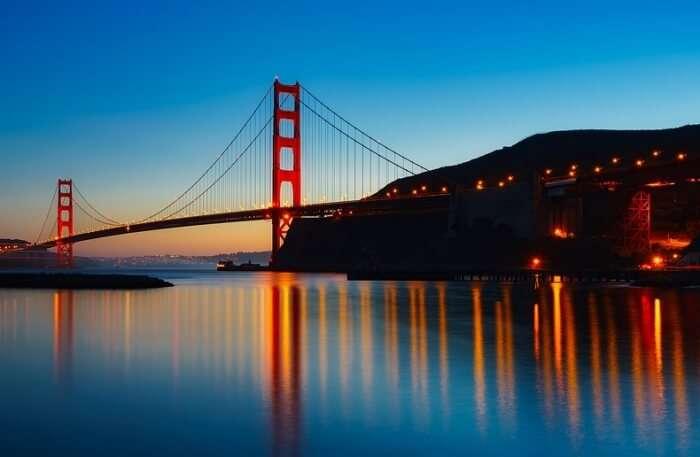How To Reach Golden Gate Bridge
