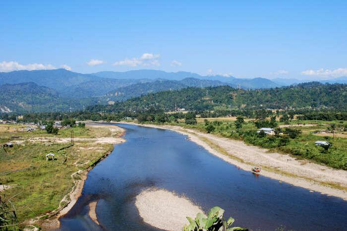 Itanagar in Arunachal Pradesh