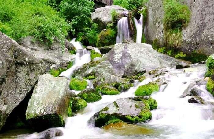 Jogini Falls View