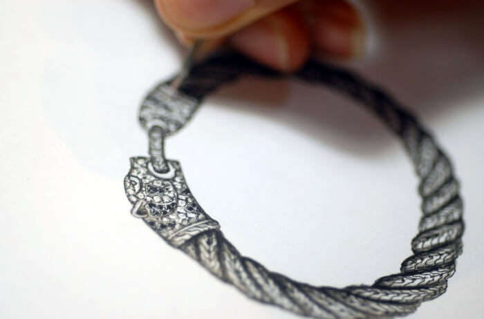 John Hardy Jewelry Exhibition