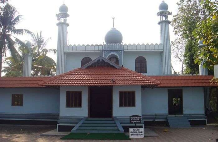 Juma Masjid View