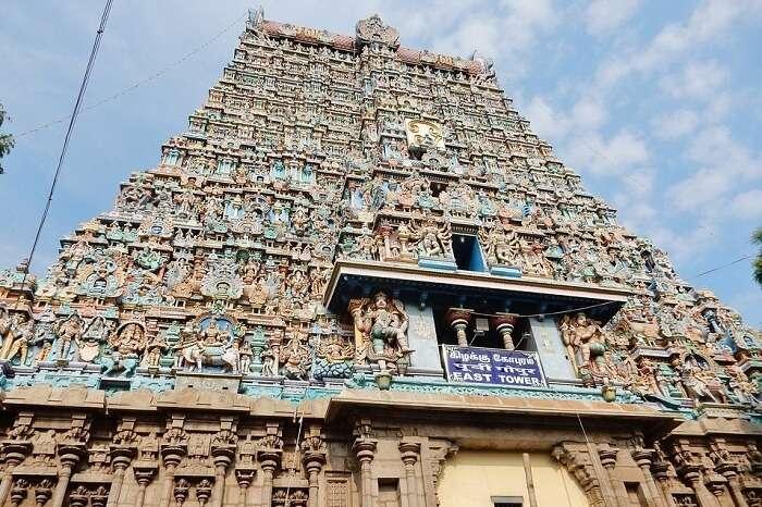Kandasamy Kovil Temple