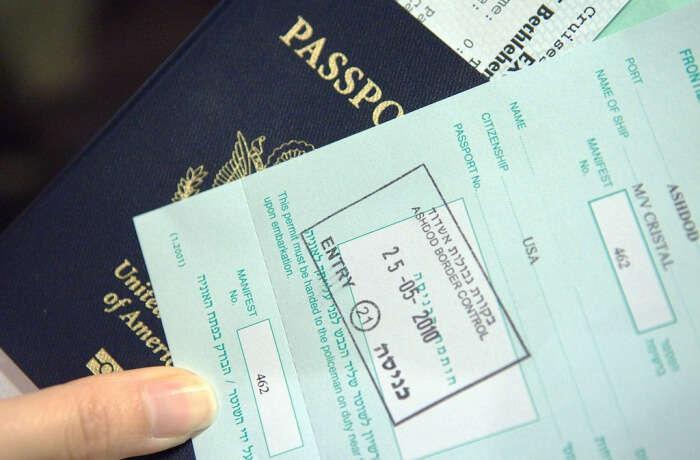 Keep the paper visa