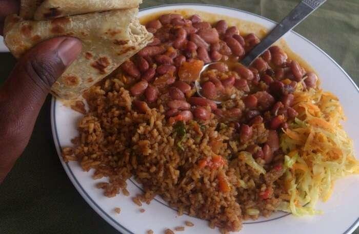Kenyan Pilau