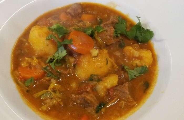 Kenyan Stew