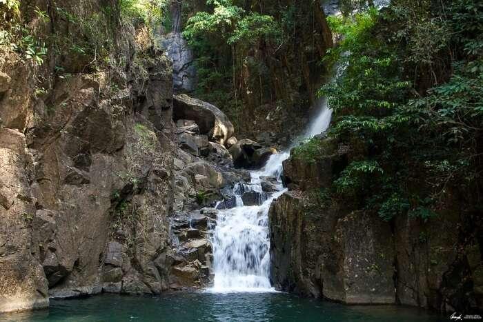 Khlong Naalai Waterfall