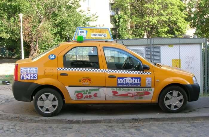 Know About Bucharest Taxi