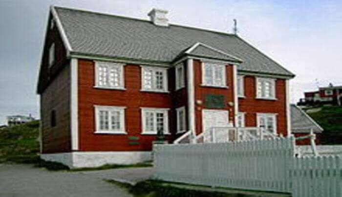 Knud Rasmussen's Museum