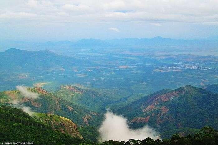 hills of Kodaikanal