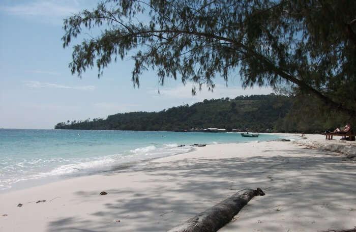 Koh Rong Island Weather