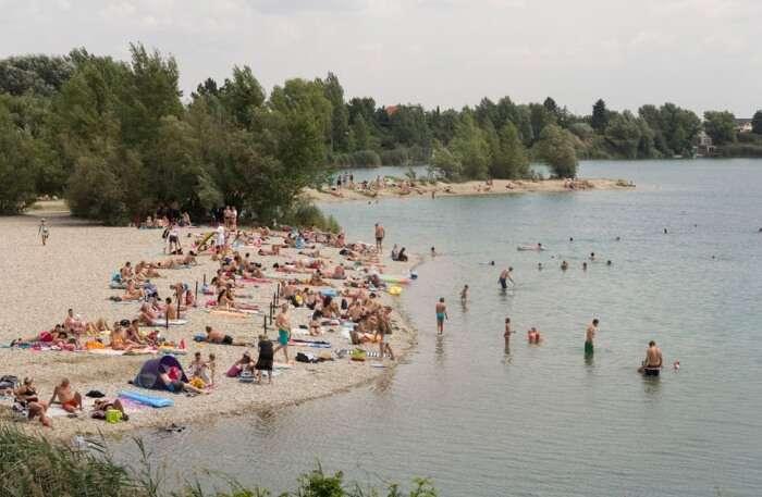 Kosariska Lakes