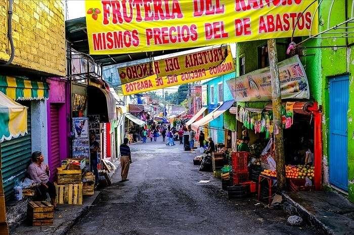 Kotor Bazaar