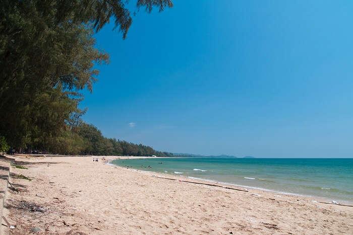 Laem Sadet Beach