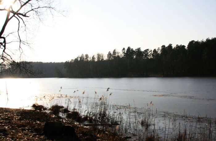 Lake Jugla