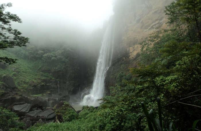 Laxapana Waterfalls