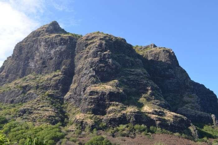 Le Morne Mountain