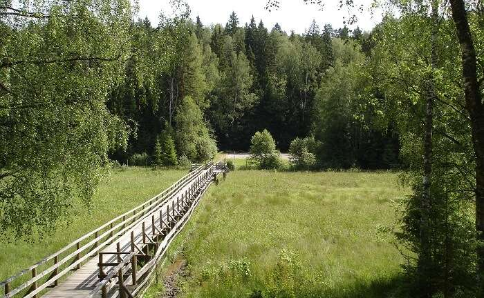 Ligatnes Nature Trails
