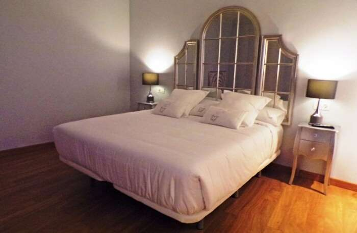 Los Amigos VIP Rooms