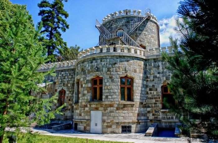 Lulia Hasdeu Castle