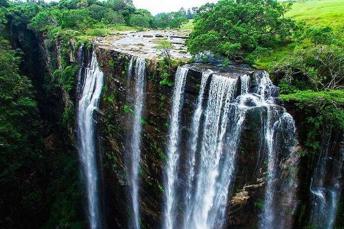 Magwa Waterfall