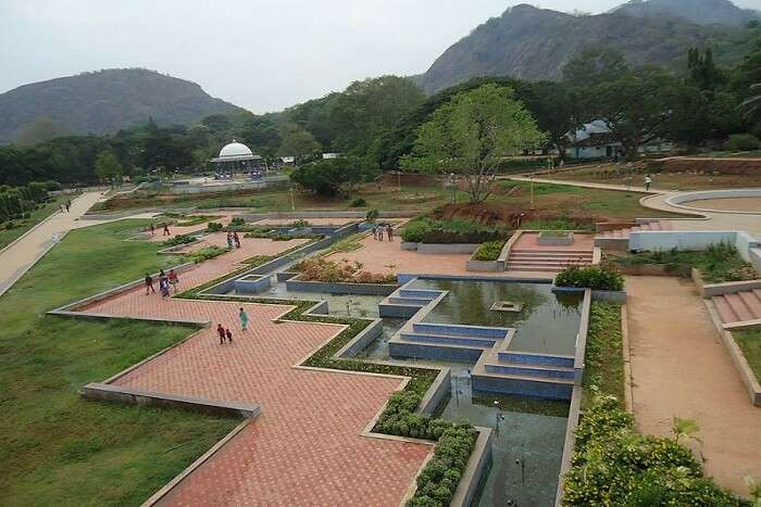 famous rock gardens of malampuzha