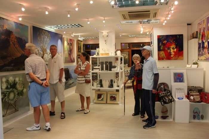 Marze Botha Art Gallery