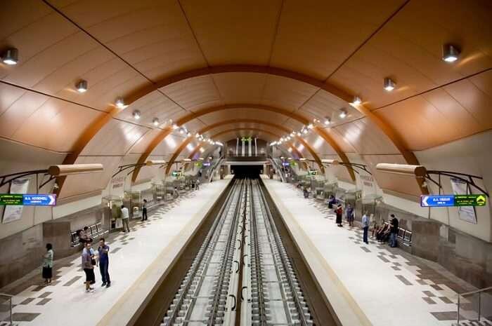 Metro Station Serdika