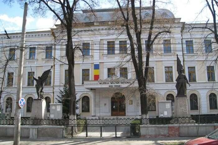 Military Museum Of Oradea