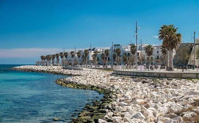 Mola Di Bari Beach