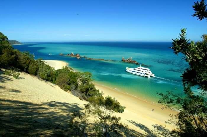 Moreton Island